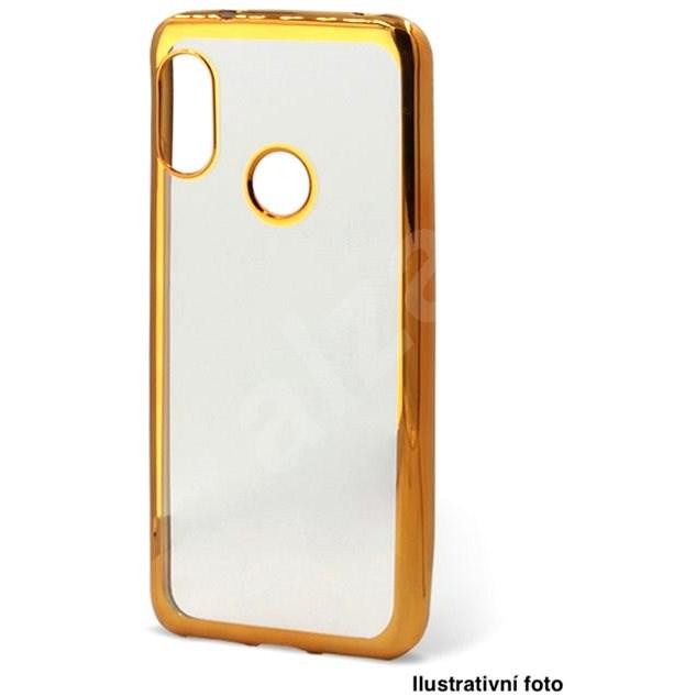 Epico Bright Case Huawei P Smart - arany - Mobiltelefon hátlap