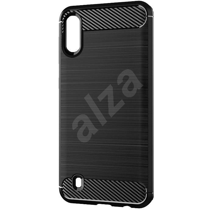 Epico CARBON Samsung Galaxy A10, fekete - Mobiltelefon hátlap