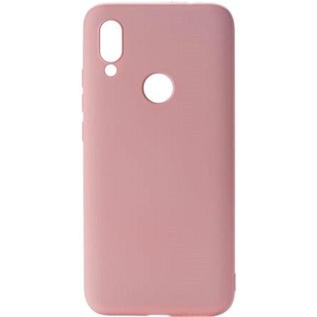 EPICO CANDY SILICONE CASE Xiaomi Redmi 7, világos rózsaszín - Mobiltelefon hátlap