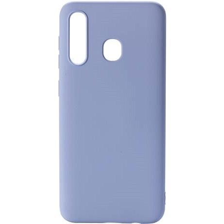 EPICO CANDY SILICONE CASE Samsung Galaxy A20/ A30, világoskék - Mobiltelefon hátlap