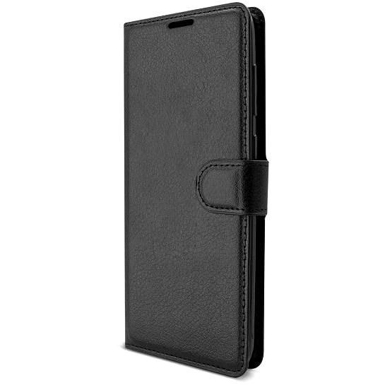 Epico FLIP CASE Nokia 7.1, fekete - Mobiltelefon tok
