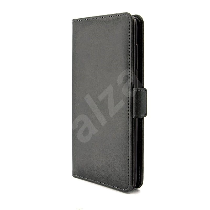 Epico ELITE FLIP CASE Samsung Galaxy A40, fekete - Mobiltelefon tok