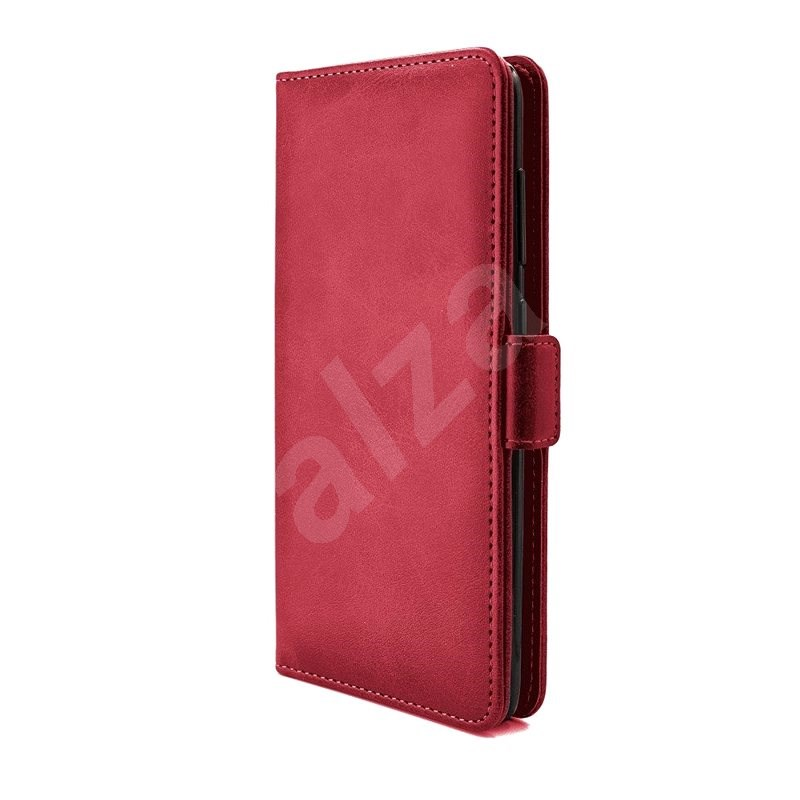 Epico ELITE FLIP CASE Samsung Galaxy A40, piros - Mobiltelefon tok
