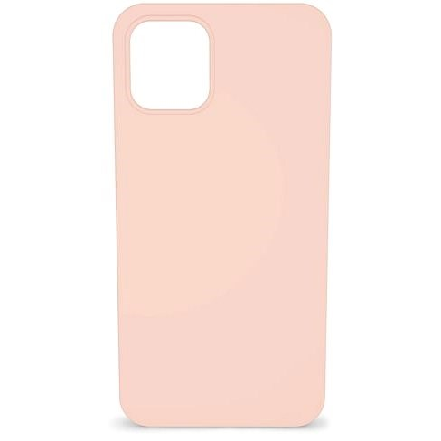 Epico Silicone Case iPhone 12 Pro Max - rózsaszín - Mobiltelefon hátlap