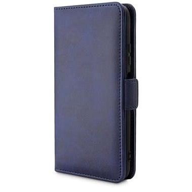 Epico Elite Flip Case Motorola Moto G100 - sötétkék - Mobiltelefon tok