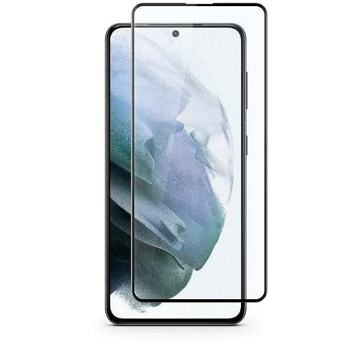 Epico 2.5D GlassOnePlus Nord N100 - fekete - Képernyővédő