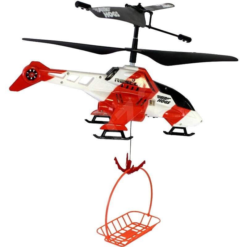 Air Hogs - vrtulník Fly Crane s kotvou - RC model