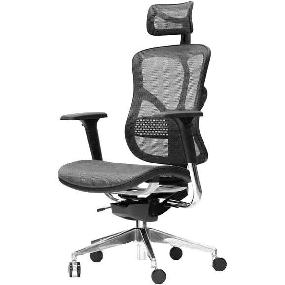 Spinergo Business, fekete - Irodai szék