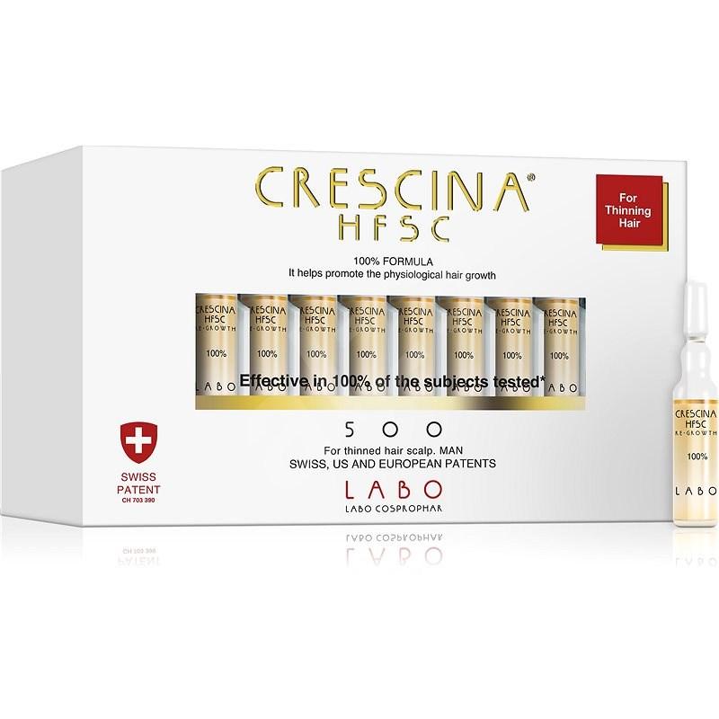 CRESCINA Re-Growth Treatment 500 Men 20 x 35 ml - Hajszérum