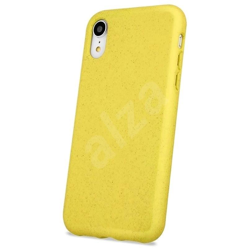 Forever Bioio iPhone 7/8/SE-hez (2020) sárga - Mobiltelefon hátlap