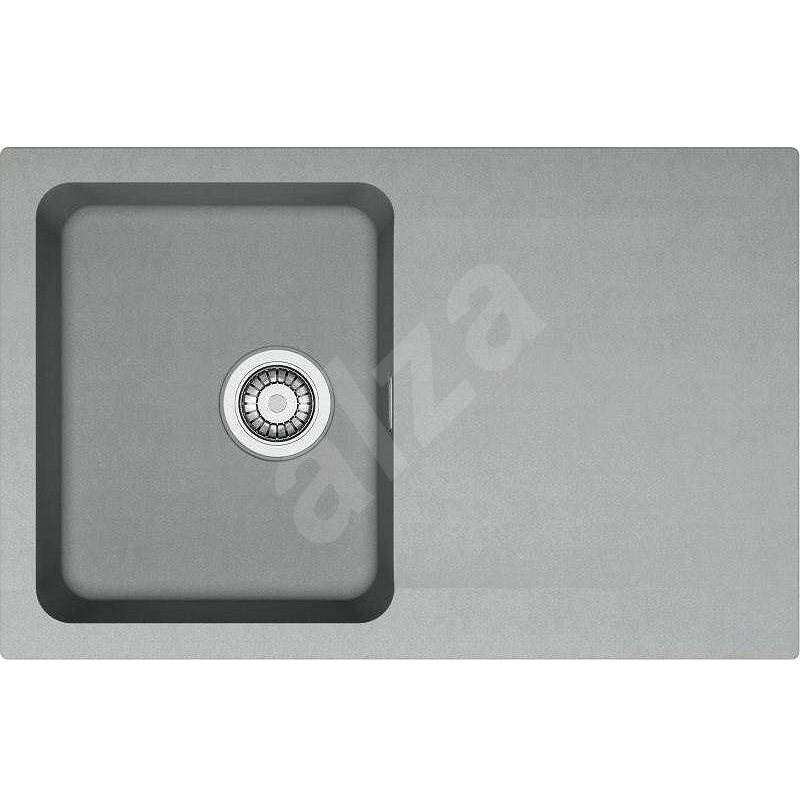 Franke OID 611-78 szürke 780x500mm - Tektonit mosogató