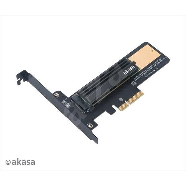 AKASA M.2 SSD PCIe - be - Bővítőkártya