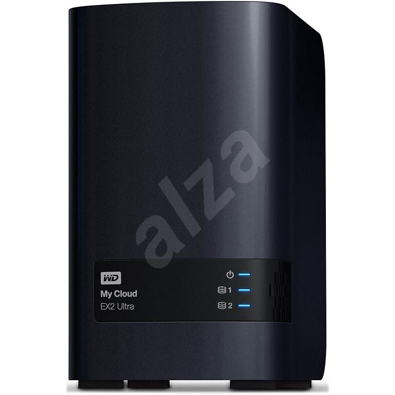 WD My Cloud EX2 Ultra 16TB (2x 8TB) - NAS