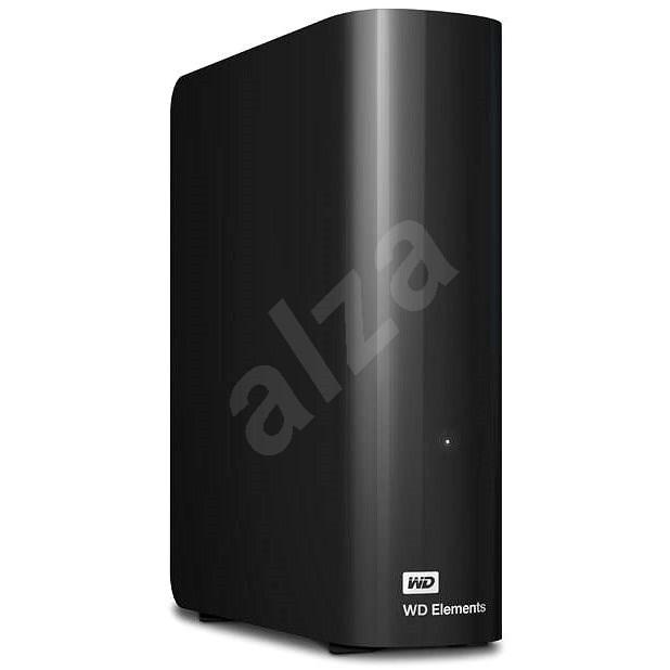 WD Elements Desktop 4TB - Külső merevlemez