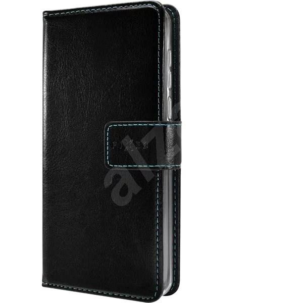 FIXED Opus Huawei Mate 20 Pro-hoz fekete - Mobiltelefon tok