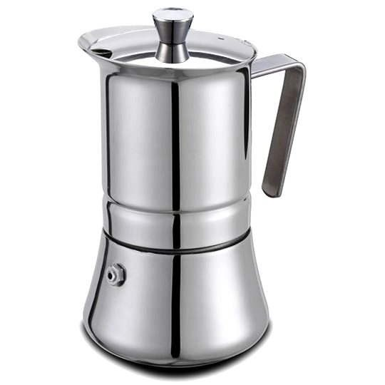 GAT Pratika 4 csésze kapacitás - Mokka főző