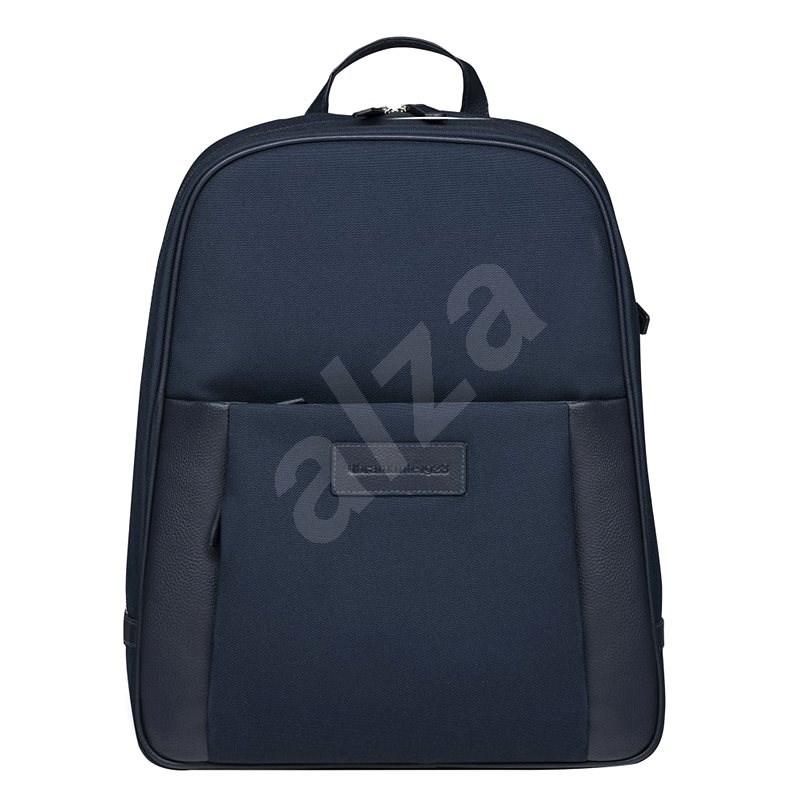 """dbramante1928 Champs-Elysees - 15"""" Laptop Backpack - Blue - Laptop hátizsák"""