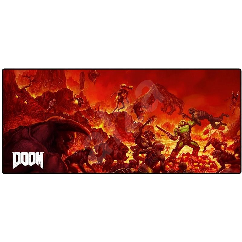 Doom Retro Oversized - egérpad - Egérpad