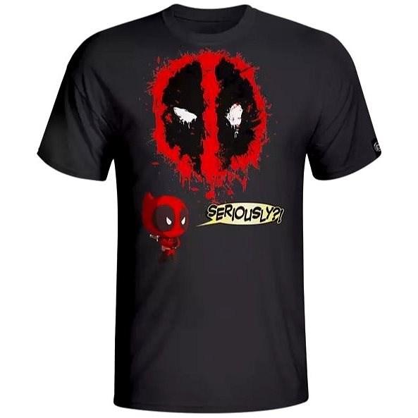Deadpool - Icon - Póló S - Póló
