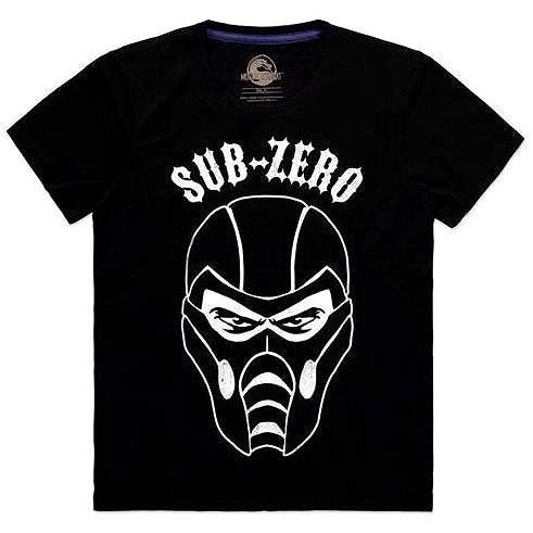 Mortal Kombat - Scorpion - XL T-shirt - T-Shirt