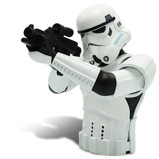 Star Wars - Storm Trooper - pénzkazetta - Persely