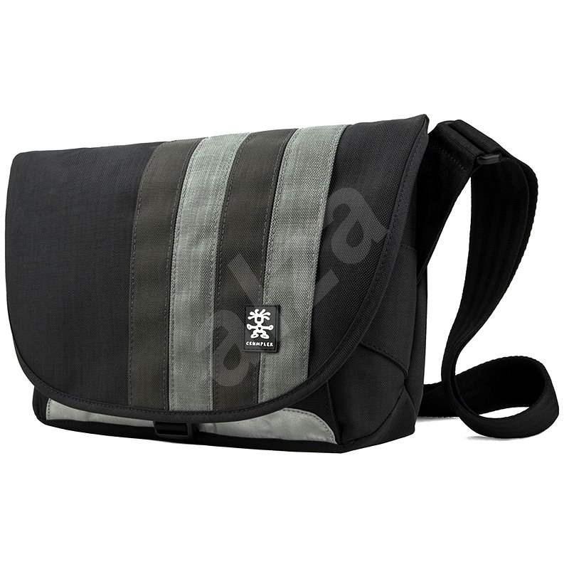 Crumpler Messenger Dinky Di - S - dull black/dark gray mouse  - Bag