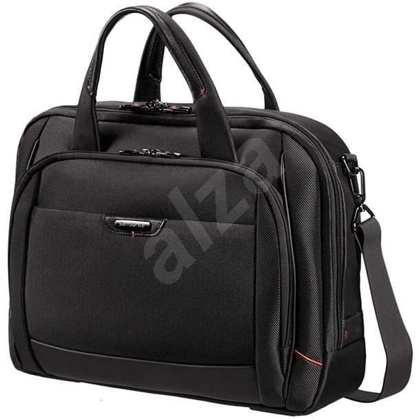 Samsonite PRO-DLX 4 Laptop Bailhandle M fekete - Laptoptáska