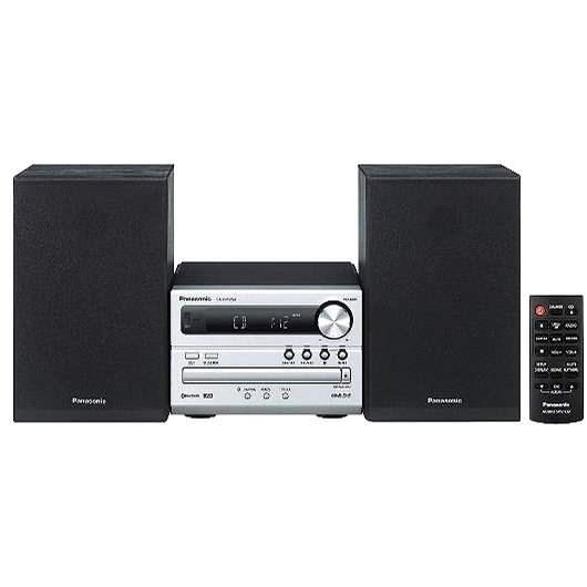 Panasonic SC-PM250EC-S - Mikro HiFi