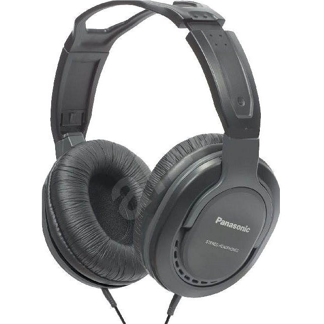 Panasonic RP-HT265E-K - Fej-/fülhallgató
