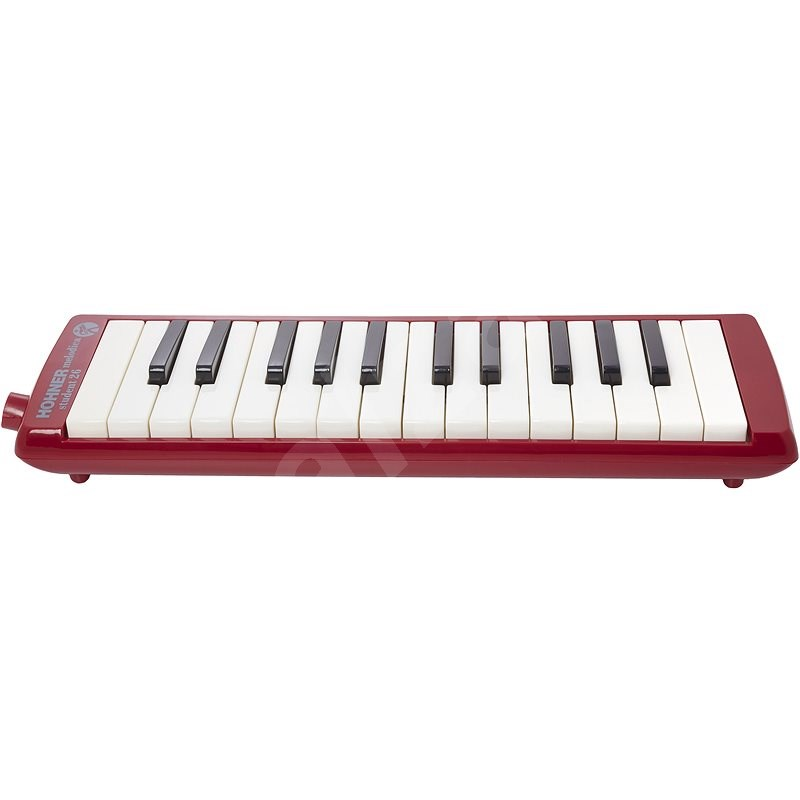 Hohner 9426/26 Melodica Student 26 red - Melodika