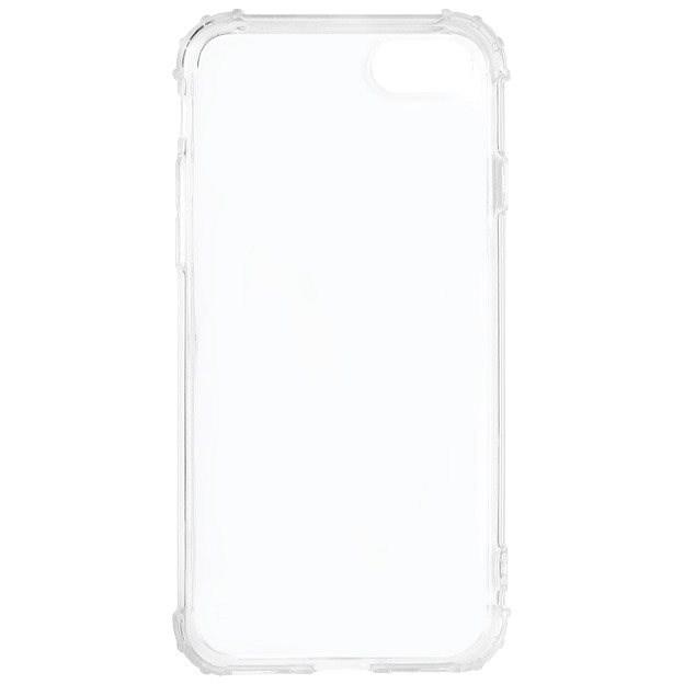 Hishell TPU Shockproof tok iPhone 7/8/SE (2020) készülékhez - átlátszó - Mobiltelefon hátlap