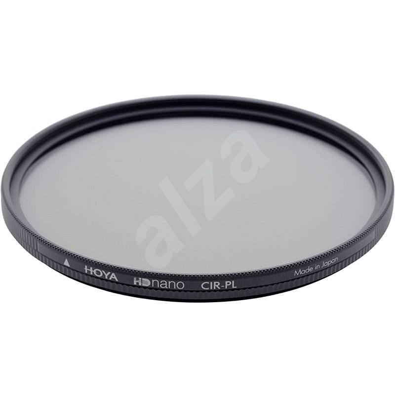 HOYA 55 mm HD NANO - Polárszűrő