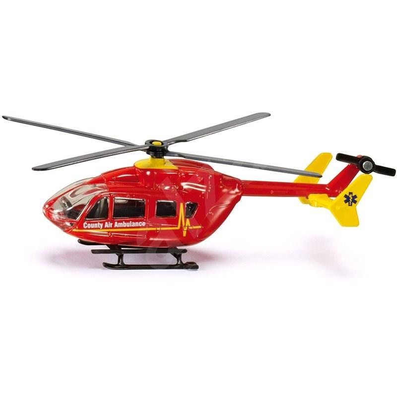 Siku Blister - Helikopter Taxi - Fém makett