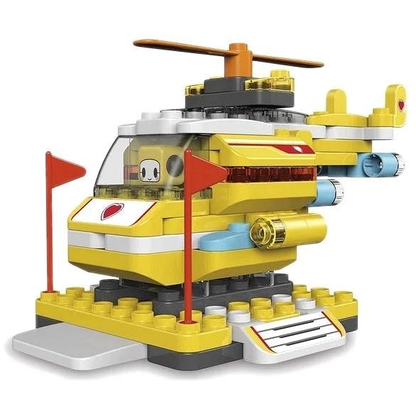 Magic Blocks helikopter - Programozható építőjáték
