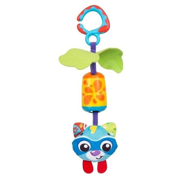 Playgro függő játék mosómedve - Lógó játék