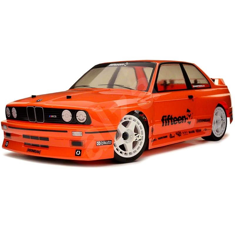 HPI RS4 RTR Sport 3 Bodied BMW M3 E30 - RC modell
