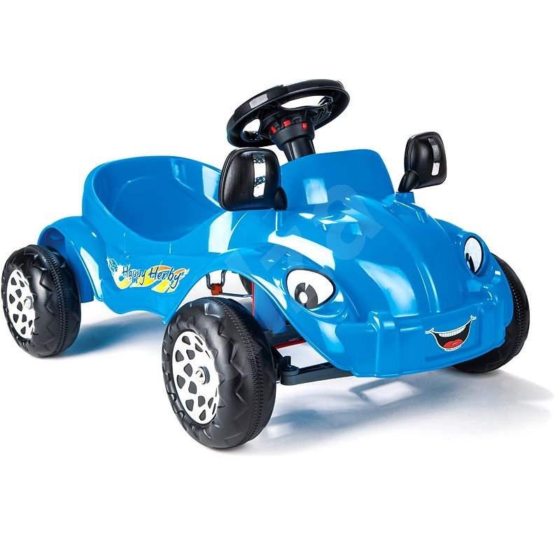 Speedy Herby kék - Pedálos négykerekű
