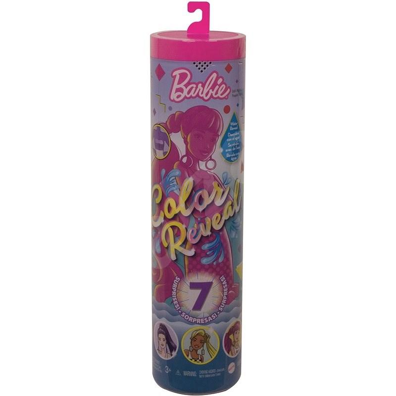 Barbie Color Reveal Barbie Mono - Játékbaba