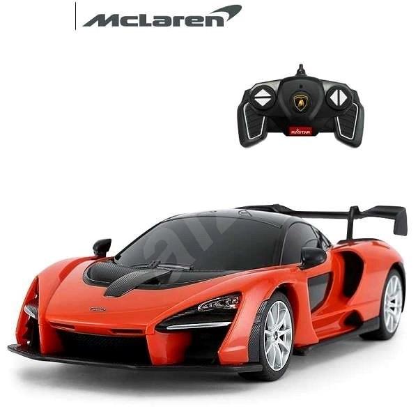 McLaren Senna (1:18) - Távirányitós autó
