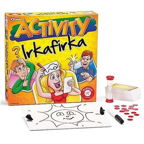 Activity: Irkafirka társasjáték - Társasjáték