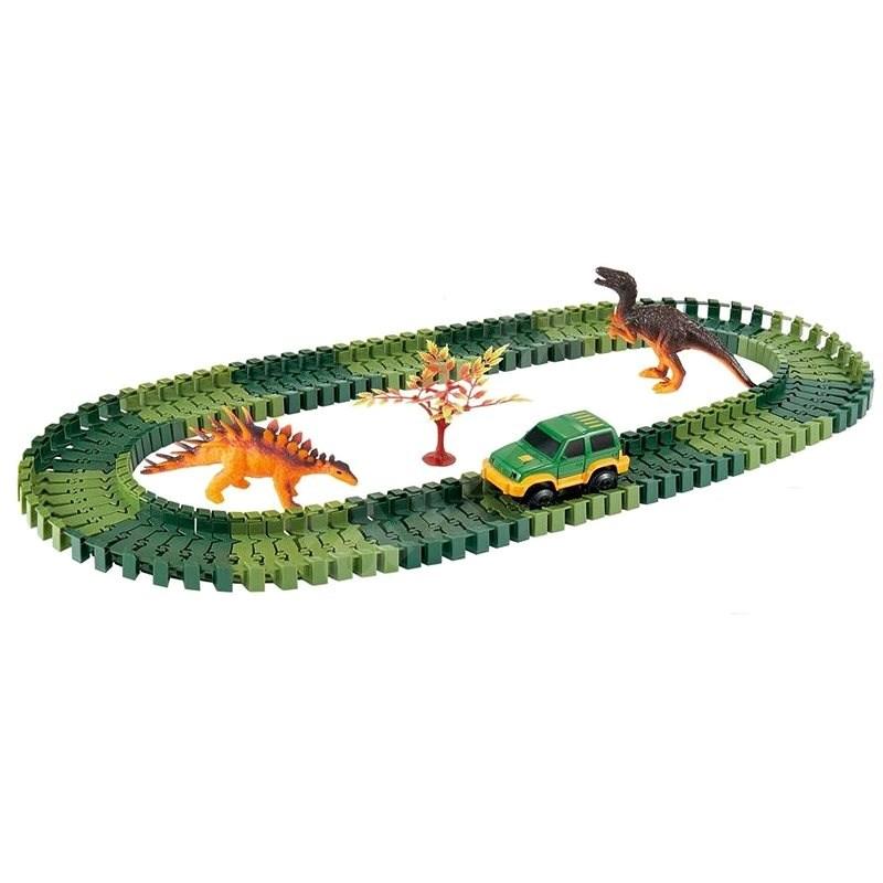 Variálható autópálya dinoszauruszokkal - Autópálya