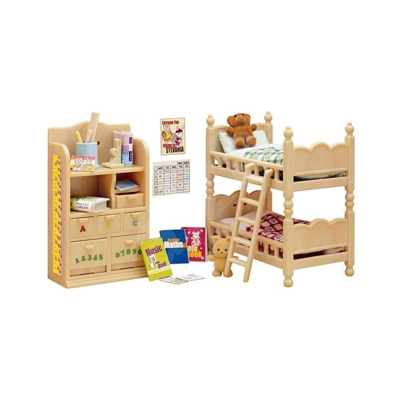 Sylvanian Families bútor - gyermekszoba - Játék szett