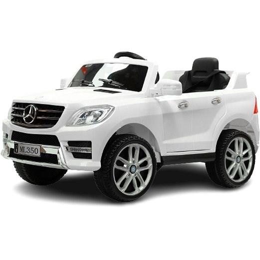 Mercedes-Benz ML350, fehér - Elektromos autó gyerekeknek
