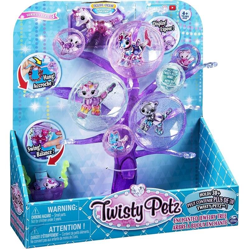 Twisty Petz Állatbemutató állvány - Szett