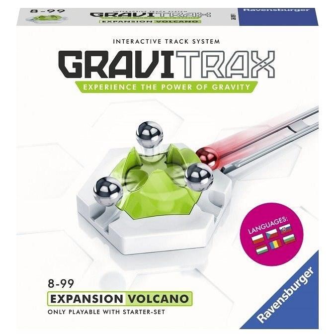 Ravensburger 261468 GraviTrax Vulkán - Építőjáték