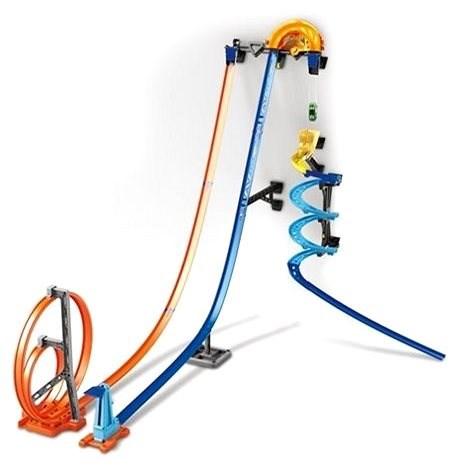 Hot Wheels Track Builder Függőleges pálya - Játék szett