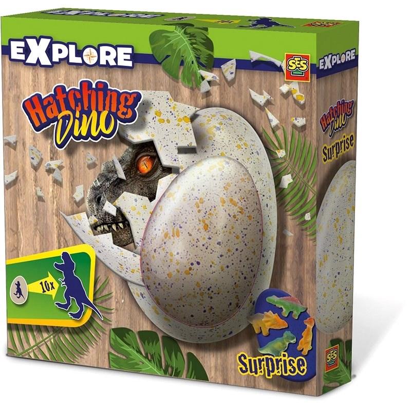 SES Dinoszaurusz kikelése - Kreatív szett