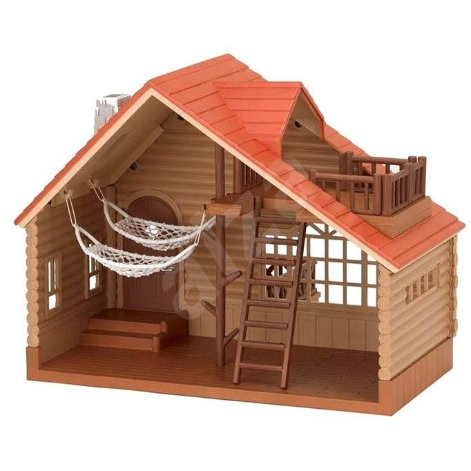 Sylvanian Families pihenőház - Figura kiegészítő