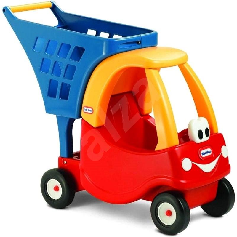 Little Tikes Cozy Coupe Bevásárlókocsi - Futóbicikli