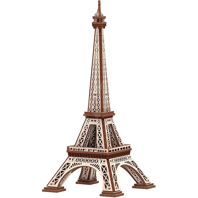 Eiffel-torony - Fa építőjáték
